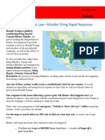Nobody is Above the Law—Mueller Firing Rapid Response_Moveonorg Protest Guide
