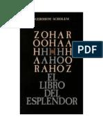 De León Moisés - Zohar - El Libro Del Esplendor