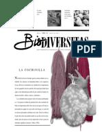 Biodiversidad La Cochinilla