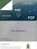 nsbe event summary