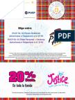 Guía de beneficios PUCP - Plaza San Miguel 2018
