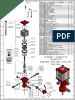Cabeçote Completo Propulsoras Pneumaticas - 7000-001