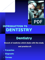 01 - Introduction to dentistry.ppt