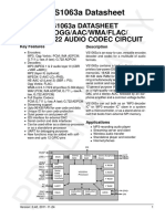MP3 Trigger Onboard Chip Datasheet