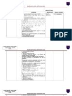 Modelo de Planificación Matematica 2018