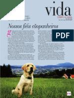 Reportagem Cães - Revista Regional