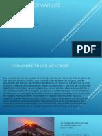Como Se Forman Los Volcanes