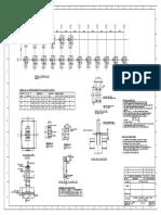 Footing, Pestal, Plith Beam & Steel Details-Model