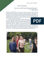 Anastassia Fedorova - Teens of Transnistria - The Calvert Journal