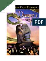 Tielle St. Clare - Sombra Del Dragon 02 - El Fuego Del Dragón