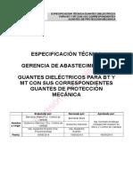 Especificación Técnica_GUANTES DIELÉCTRICOS Sharepoint