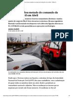 Governo Mudou Metade Do Comando Da Protecção Civil Em Abril 2017- PÚBLICO