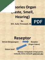 Sensories Organ