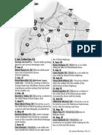 Map of 2010 Pedestrian Fatalities in Louisville