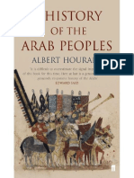 Hourani Albert - History of the Arab Peoples Faber