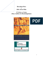Herculano Pires - O Verbo e a Carne