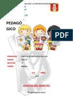 carpeta pedagogica 2018- 5° A