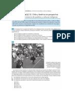 Ensayo Modelado Chile y America en Perspectiva