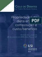 ILSI BRASIL Livreto Nutricao Clinica