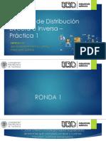 Práctica 1 - Logistica de Distribucion Directa e Inversa
