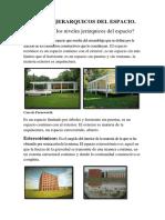 Niveles Jerarquicos Del Espacio - Jose Antonio Rodriguez Jimenez 1003318659