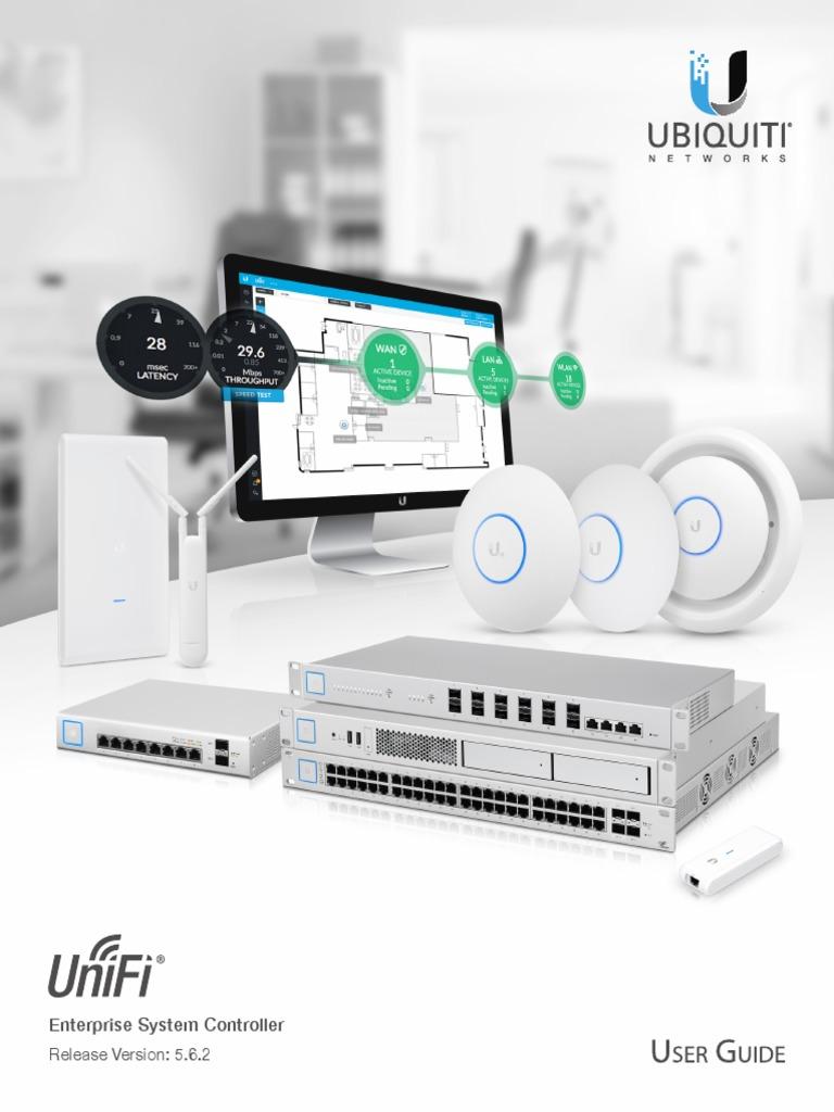 UniFi Controller V5 UG | Cloud Computing | Computer Networking