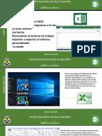 Unidad 1_ Introducción - Elementos de Excel