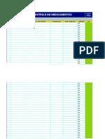 PI-PR-011 - Anexo I - Controle de Medicamentos