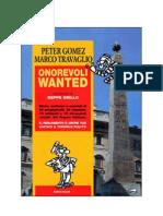 Marco Travaglio e Peter Gomez - Onorevoli Wanted