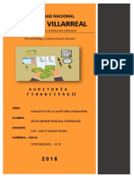 Tarea 1 - Auditoria Financiera 2