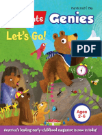 Highlights Genies - March 2018