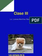 Clase III CPriUn