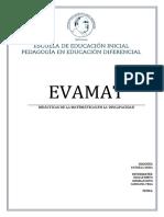 INFORME EVAMAT-2