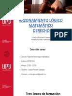 Clase 1- Ppt Presentación Asignatura FGRA 4015