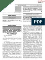 RESOLUCION MINISTERIAL N° 0147-2018-MINAGRI