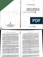 Direito Internacional Fontes e Normas