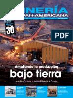revista minería panamericana