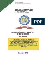 Municipalidad Distrital de Huancaraylla