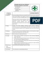 SOP Monitoring Dan Evaluasi Terhadap Program Keamanan Lingkungan
