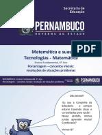 Porcentagem – conceitos iniciais resoluções de situações problemas.ppt