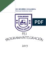 Proyecto Pie 2013 (1)