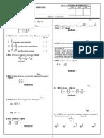 Evaluacion - fracciones