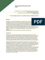 Efecto de Rafaga Procedimiento Iso4354-2009