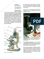 Tema Nº 3 - EL Microscópio