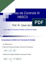 8.a Aula _N8SC3_Computação da Matriz de Transição de Estado.ppt