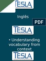 Inglês Vocabulário