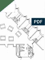 HWDC Cell Dayroom Washroom Layout