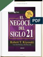 El Negocio Del Siglo 21 (Robert Kiyosaki) [Poderoso Conocimiento]