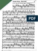 Bach CPE - Solfeggietto