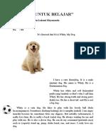 Description of Dog (Utk Belajar)